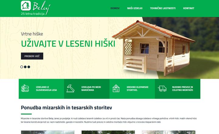 ŽAGARSTVO IN MIZARSKE STORITVE NA TERENU  BELAJ JANEZ S.P.