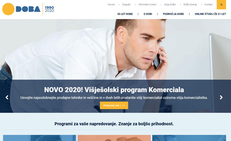 DOBA Fakulteta za uporabne poslovne in družbene študije Maribor
