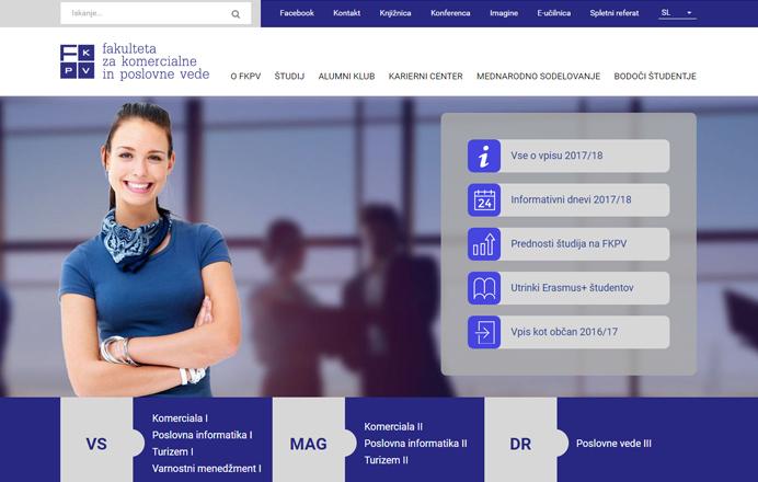 Fakulteta za komercialne in pos. vede