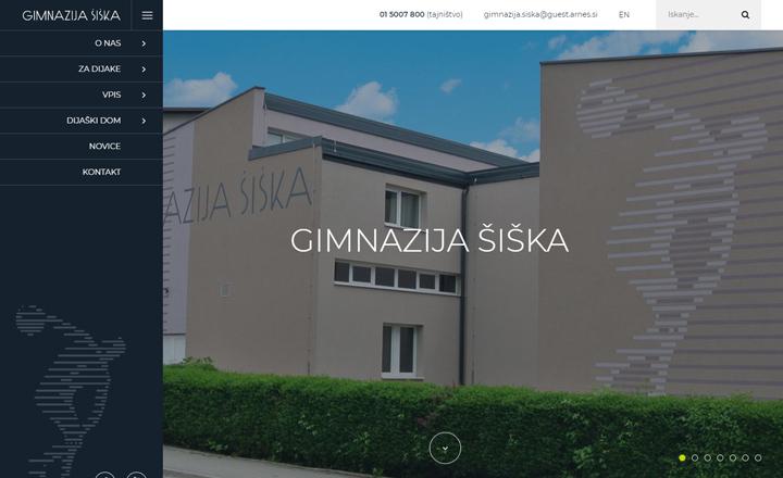 GIMNAZIJA ŠIŠKA