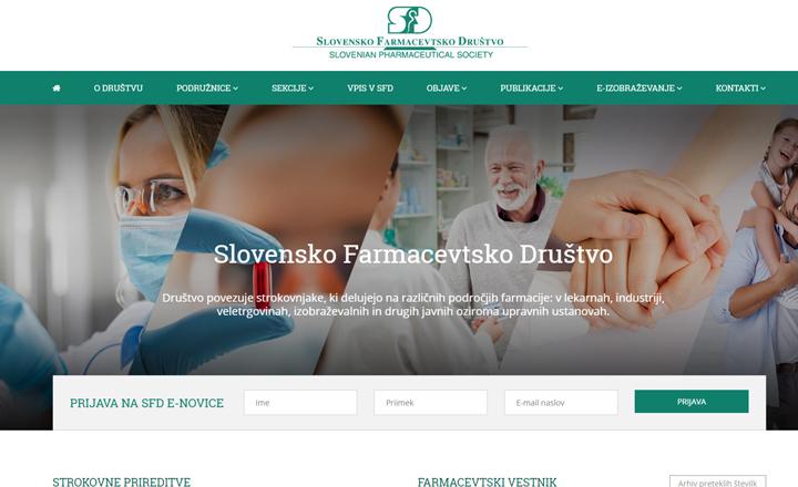 SLOVENSKO FARMACEVTSKO DRUŠTVO