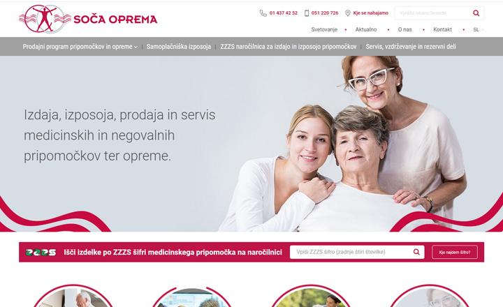 SOCA-OPREMA d.o.o.