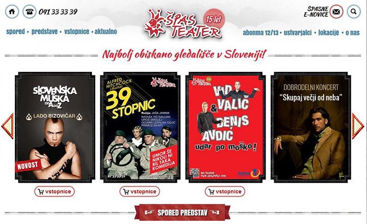 Kulturno društvo Špas teater