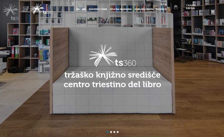 Tržaško knjižno središče