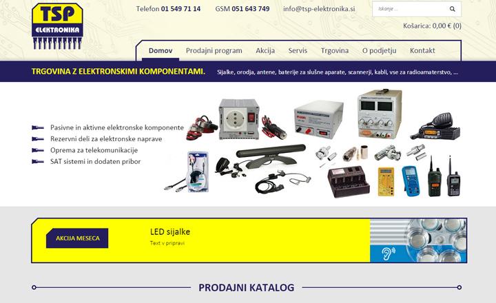 TSP elektronika