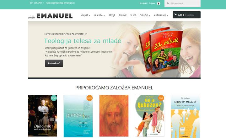 Založba Emanuel