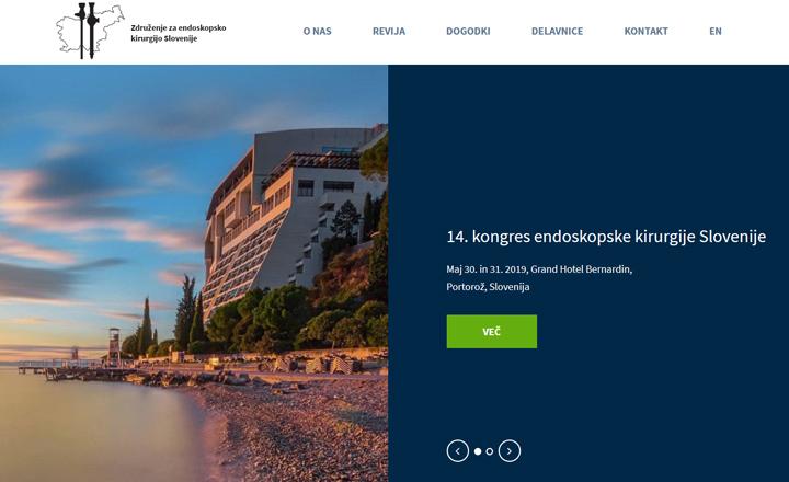 Zdruzenje za endoskopsko kirurgijo Slovenije