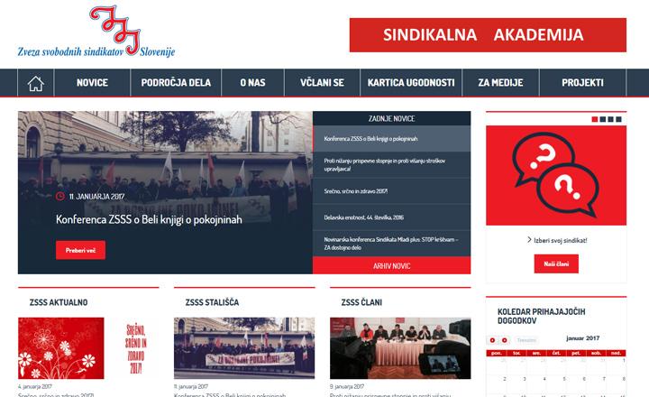 Zveza svobodnih sindikatov Slovenije