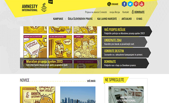 Amnesty International Slovenija